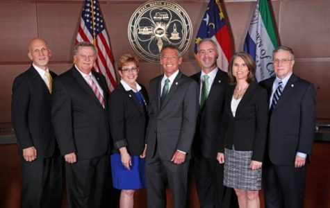 Cary Town Council Members