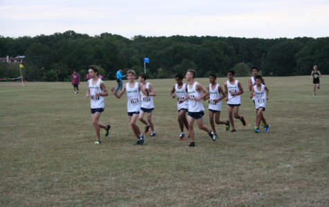 Cross Country Takes on Dorthea Dix Course