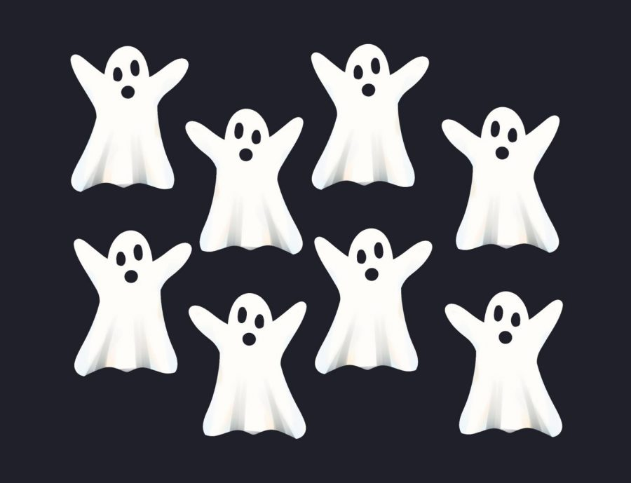 Ghosts graphic