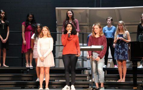 Gator Chorus Program Off to a Strong Start