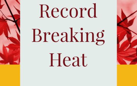 Record Breaking Heat in October