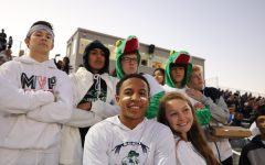 Green Level Football Faces Panther Creek For The First Time in History