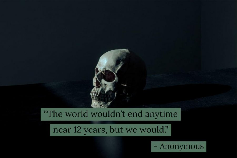 Will the World End in 12 Years?