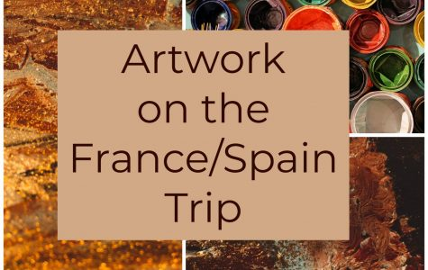The Artwork of France and Spain