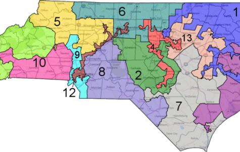 Gerrymandering in North Carolina