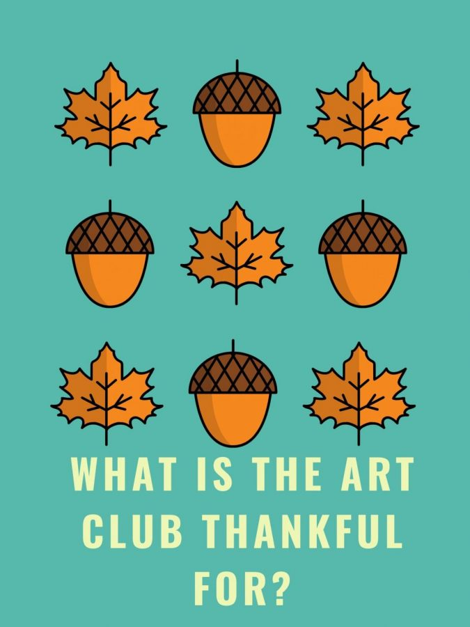 What+Is+The+Art+Club+Thankful+For%3F