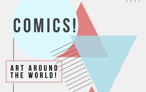 Art Around The World: Comics Edition