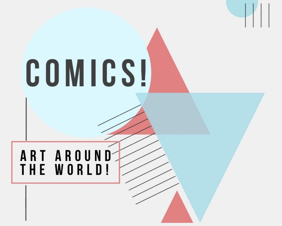 Art Around The World: Comics Edition