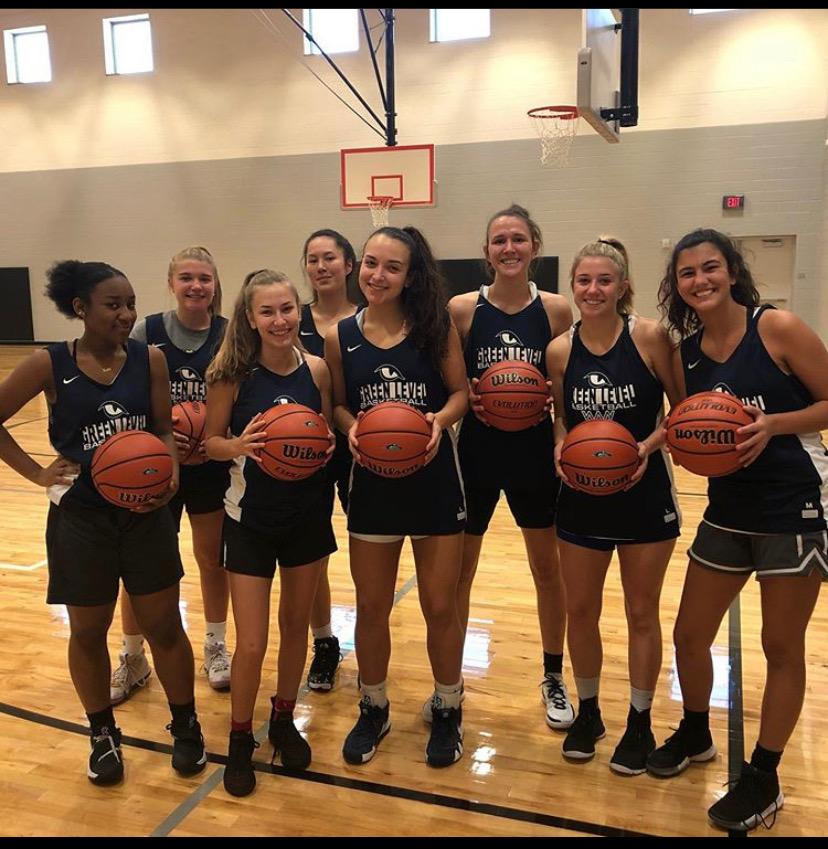 Womens+Basketball+Team