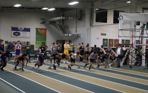 Indoor Track Continues to Improve