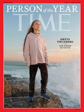 Time Person of the Year: Greta Thunberg