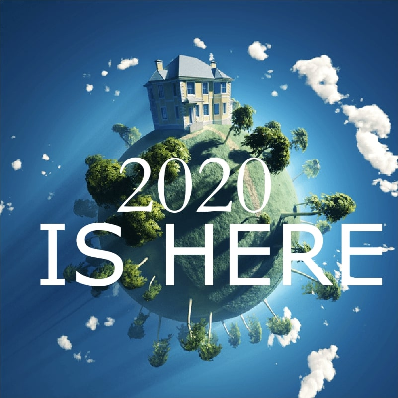 It's 2020: Let's Change The Environment for the Better