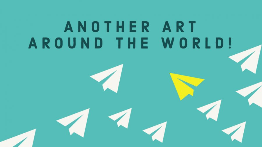 Art Around The World: Crazy Edition