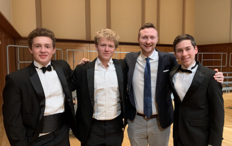 All Male Chorus Blows The Audience Away
