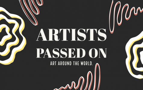 Art Around The World: Artists We Lost