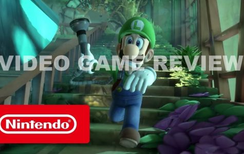 Game Time: Review of Luigi's Mansion