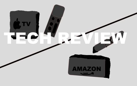 TV Tech: Apple TV vs Fire TV