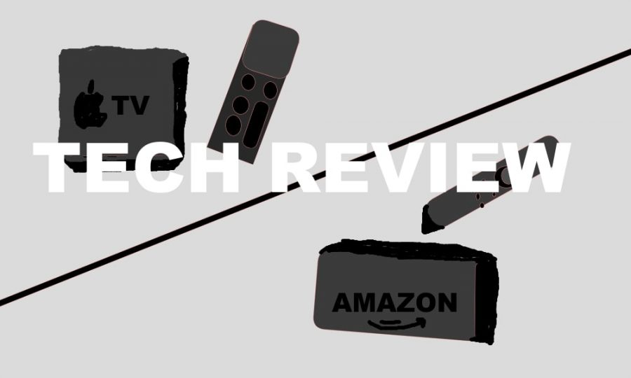 TV Tech: Apple TV vs Fire TV