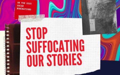 Stop Suffocating Our Stories