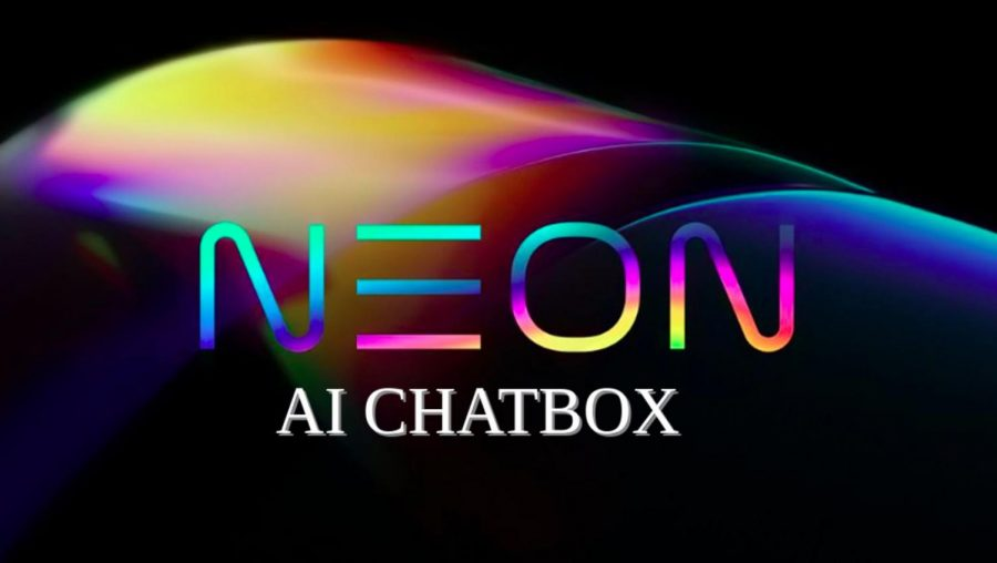 Samsung's Project Neon: AI Chatbox