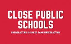 Close Wake County Public Schools