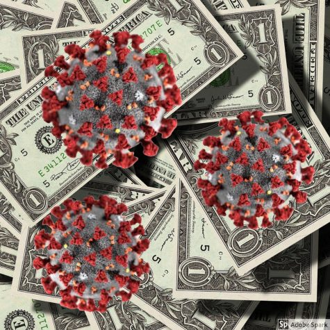News Section Editor, A. Kolla, reports on the economic impact of the Coronavirus.