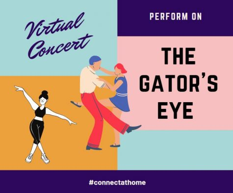 Read about how to be a performer in our virtual concert!