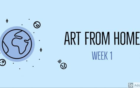 Each week, the Gator's Eye will feature artwork from different student artists who have been working from home! Submit your artwork by using the contact link.