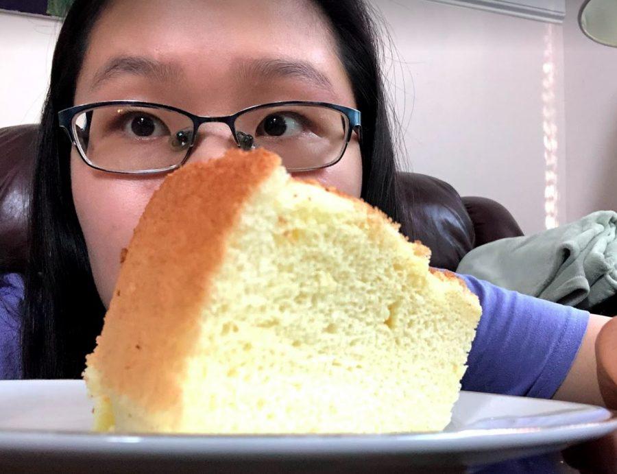 Sponge+Cake
