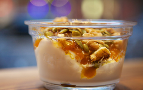 Enjoy A Pumpkin Spice Yogurt This Fall!