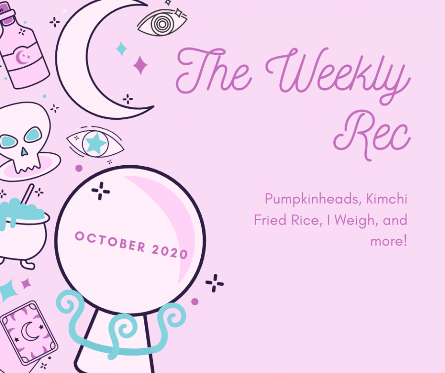 The Weekly Rec - October 2020