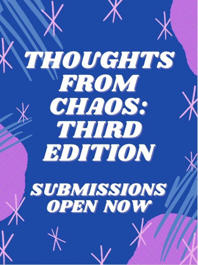Thoughts From Chaos Now Accepting Submissions!