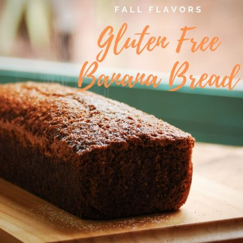 Make some delicious, gluten free banana bread!