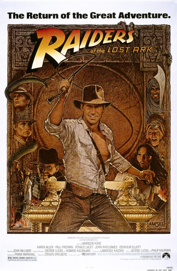 Beginning with Raiders of the Lost Ark, Lucas and Spielberg's revolutionary film franchise is streaming on Netflix.