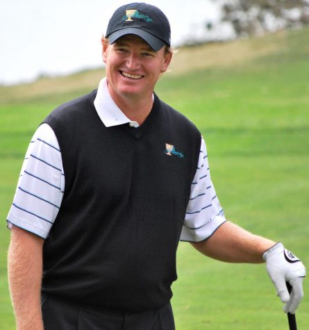 Ernie Els adds another win to his already storied golfing career.
