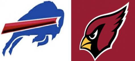 The exciting match up of the Bills and Cardinals.