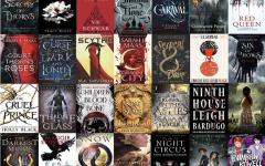 Top 10 Fantasy YA Books!