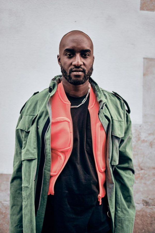 M. Honaker's thoughts on Virgil Abloh.