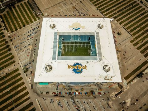 Hard Rock Stadium, the home of the Dolphins, is taking extra precautions for safety.
