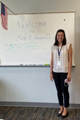 New teacher feature of the week: Ms. Gomilla!