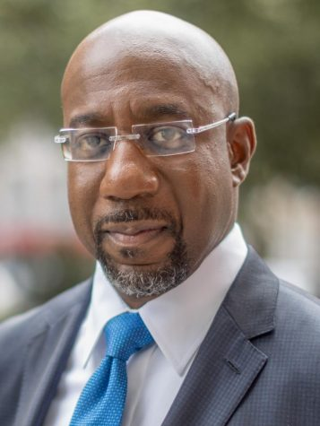 Raphael Warnock runs for Georgia Senate seat.
