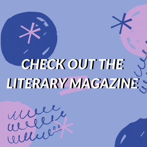 Third edition of the GLHS Literary Magazine is out now!