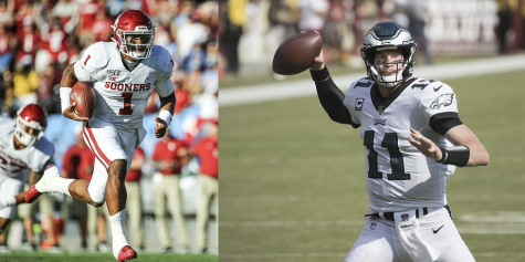 Jalen Hurts or Carson Wentz for the Eagles?