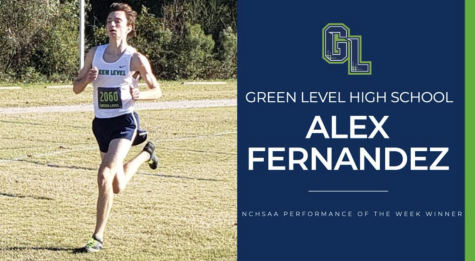 Green Level Sophomore, Alex Fernandez wins big!