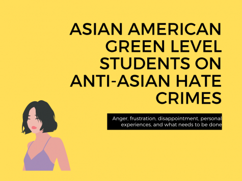Asian American students from the class of 2022 discuss their thoughts on the uptick in Anti-Asian hate crimes since the start of the Covid-19 pandemic.