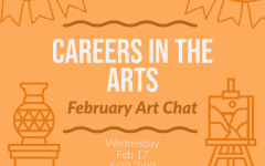 Join these online sessions to learn a more about career opportunities in the arts!
