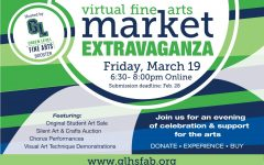 Get ready for the Fine Arts Market Extravaganza