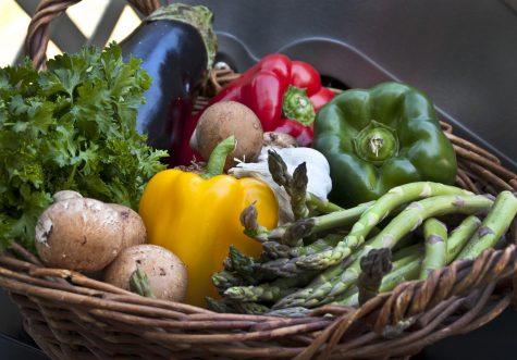 Fresh, nutritious food.