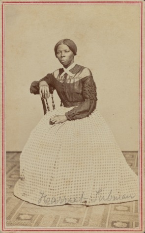 Harriet Tubman to become first woman on our nation