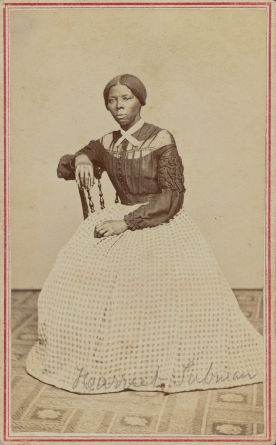 Harriet Tubman to become first woman on our nation's currency.